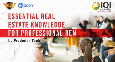 Essential Real Estate Knowledge by Frederick Teoh