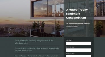 project-landing-pages