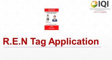 REN Tag Application